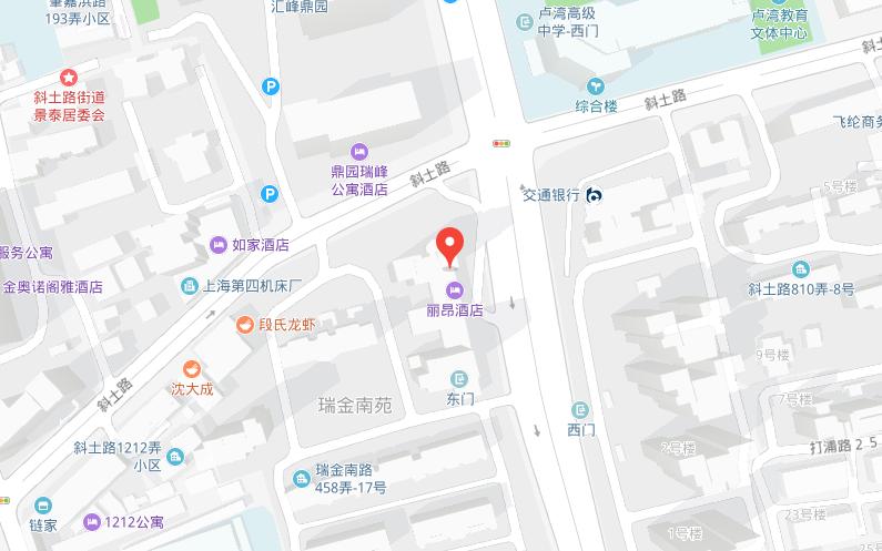 上海精锐教育徐汇日月光学习中心