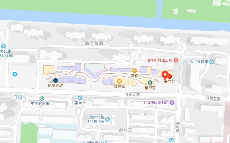 上海精锐教育徐汇田林田尚坊学习中心