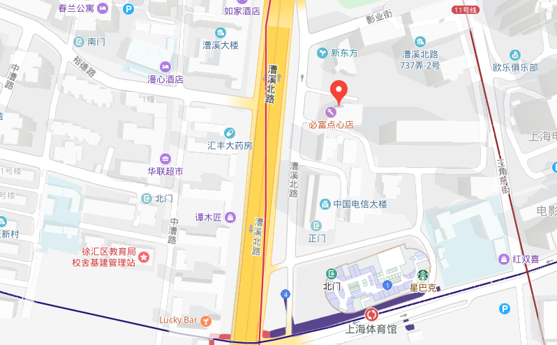 上海精锐教育徐汇漕溪北路学习中心