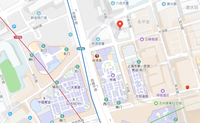 朗阁教育人民广场中心