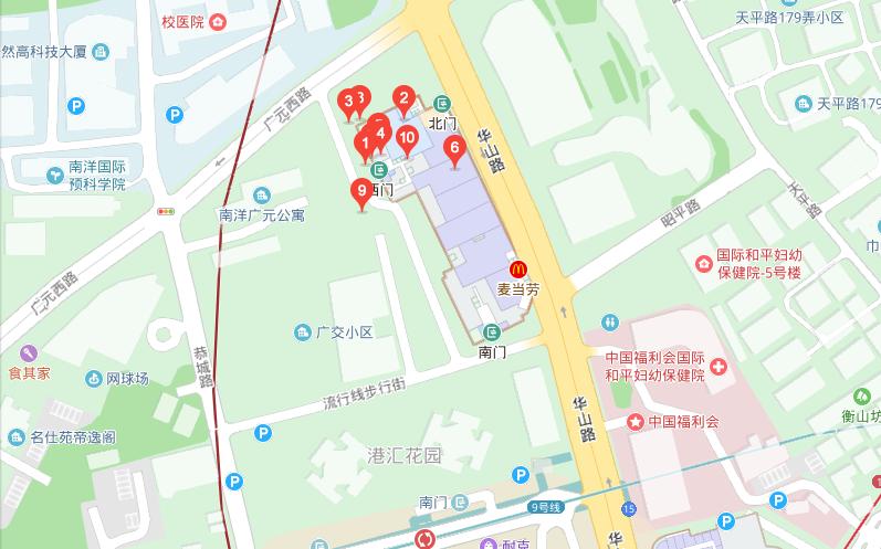 朗阁教育徐汇中心