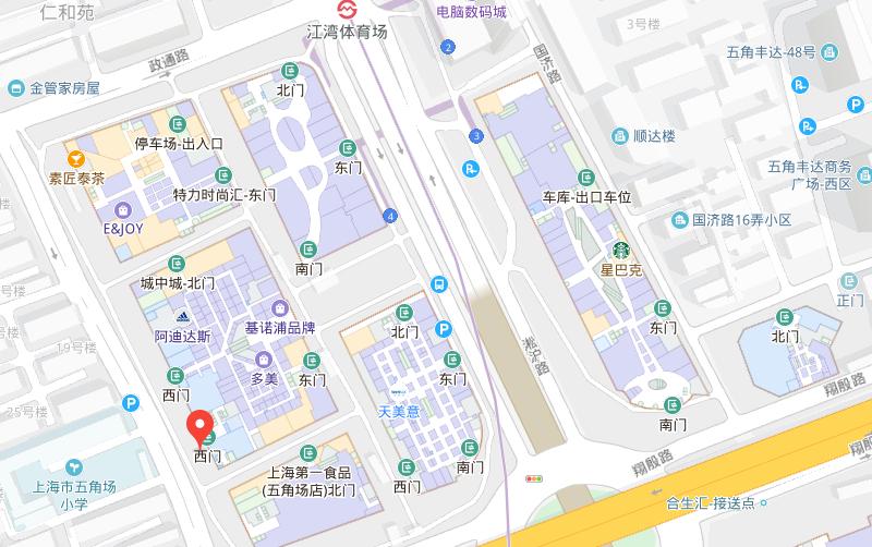 朗阁教育杨浦中心