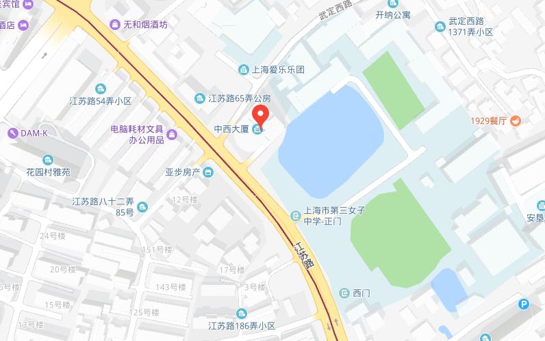 上海学大教育长宁中山公园学习中心