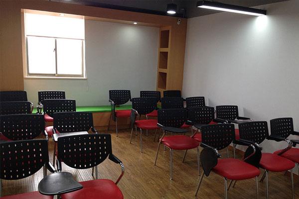 上海品德德语教室