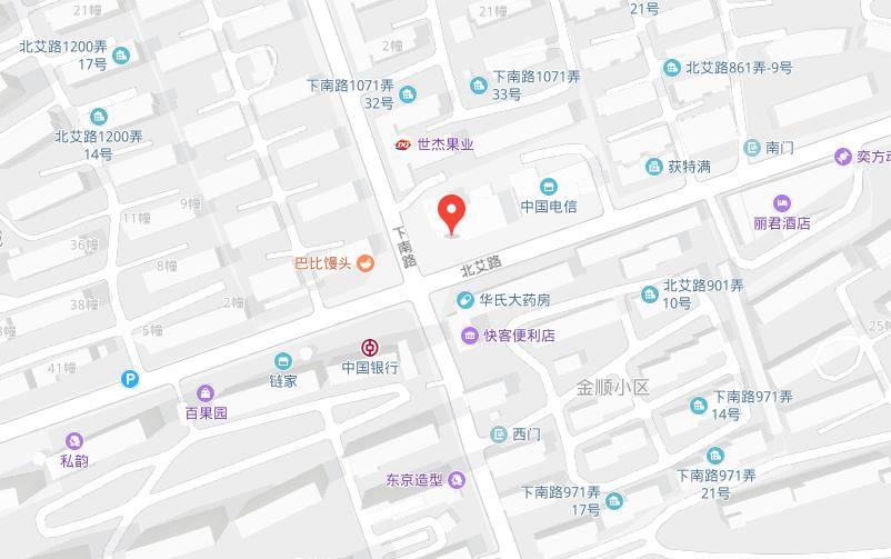 上海鲱鱼浦东北艾路校区