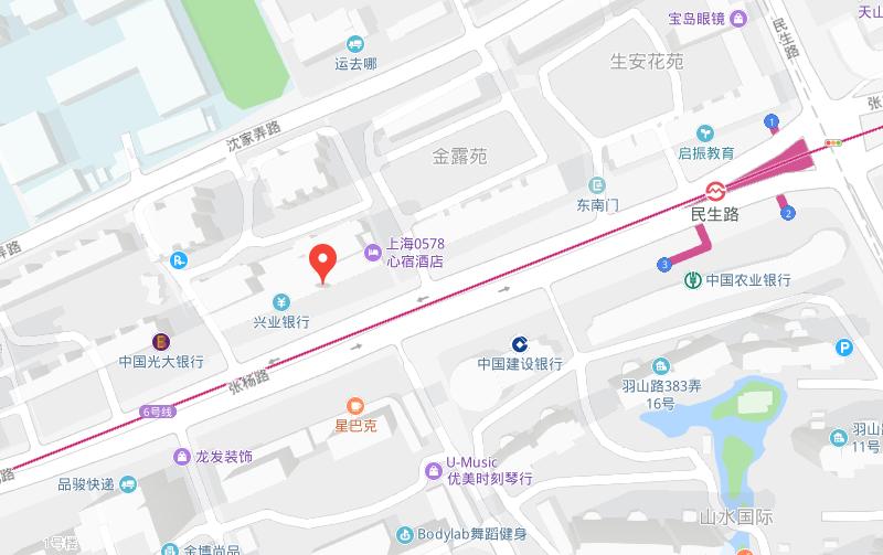 上海鲱鱼宝宝浦东民生早教中心
