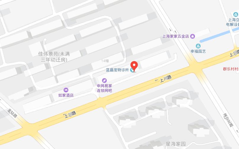上海鲱鱼宝宝浦东曹路上川中心