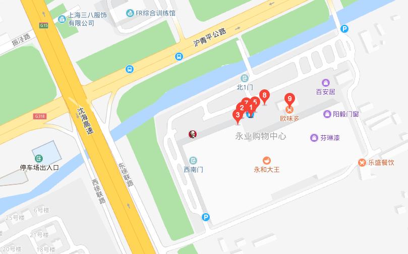 上海鲱鱼宝宝青浦徐泾早教中心