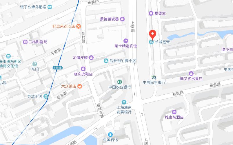 上海恒企教育浦东杨思校区