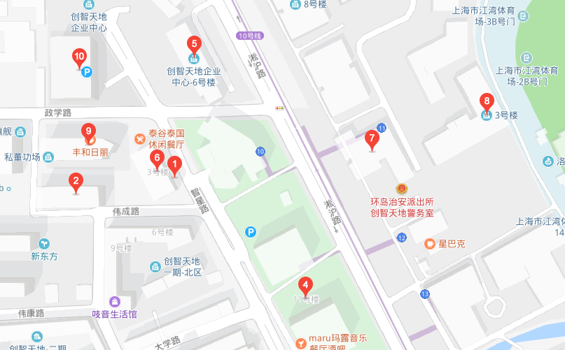 上海英学国际教育杨浦校区