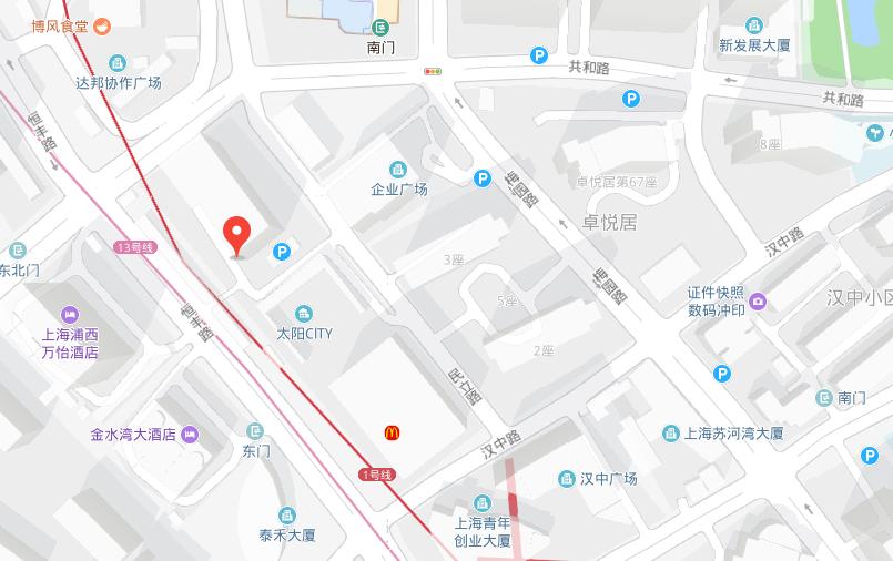 上海菠萝静安校区
