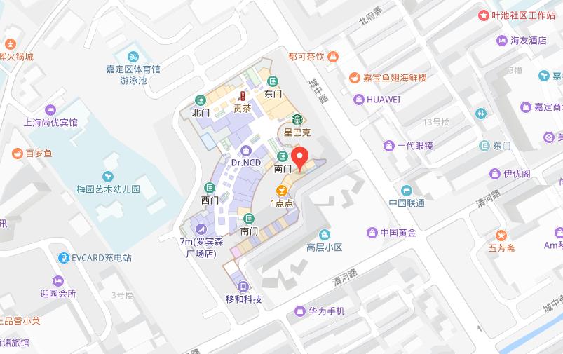 上海华图教育嘉定校区