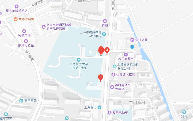上海华图教育崇明校区