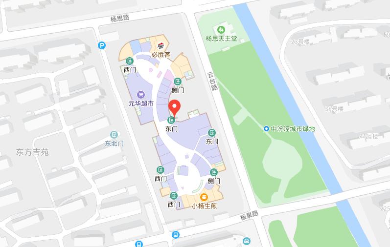 上海想象乐创意浦东三林中心