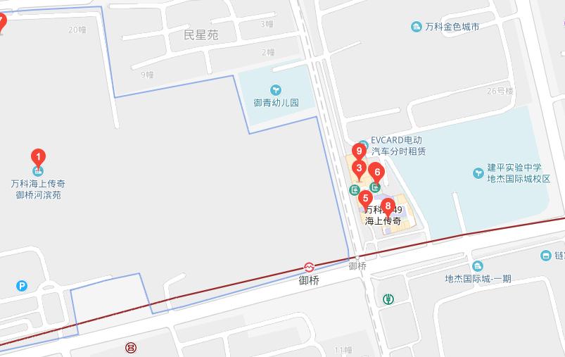 上海想象乐创意浦东御桥中心