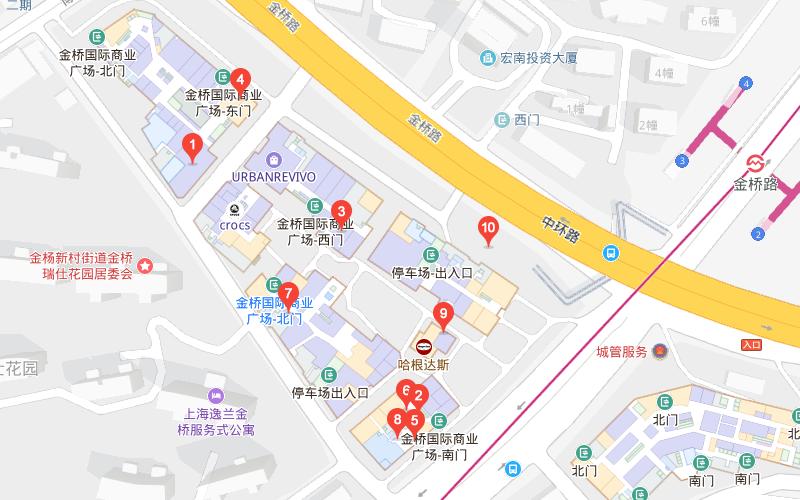 上海想象乐创意浦东金桥中心