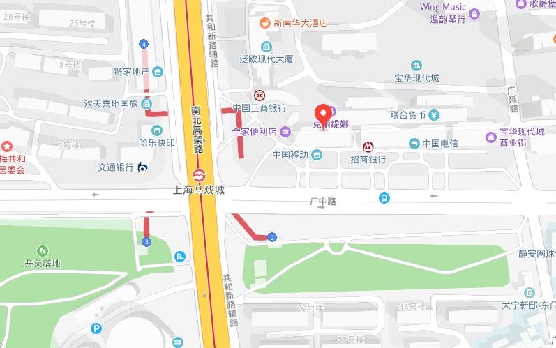 上海想象乐创意静安大宁中心