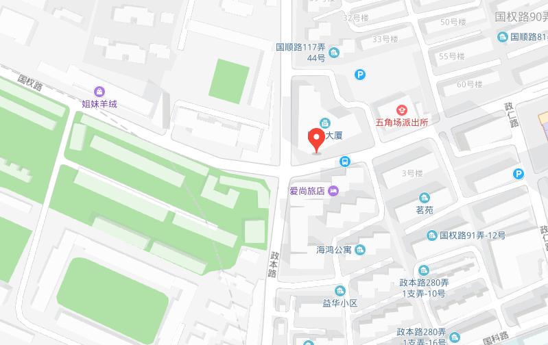 上海想象乐创意杨浦五角场中心