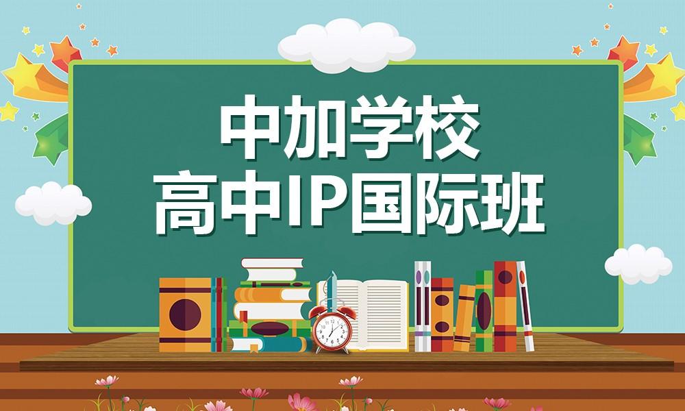 北京中加学校高中IP国际班