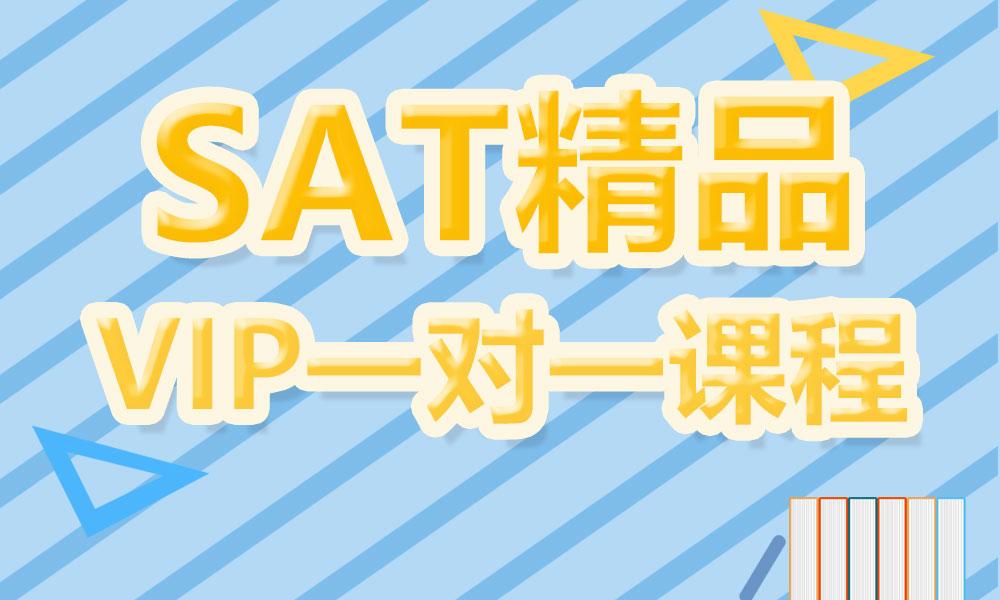 SAT精品VIP一对一课程
