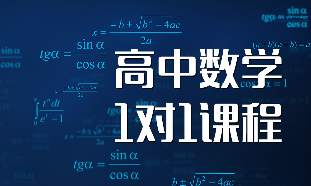 高中数学1对1课程