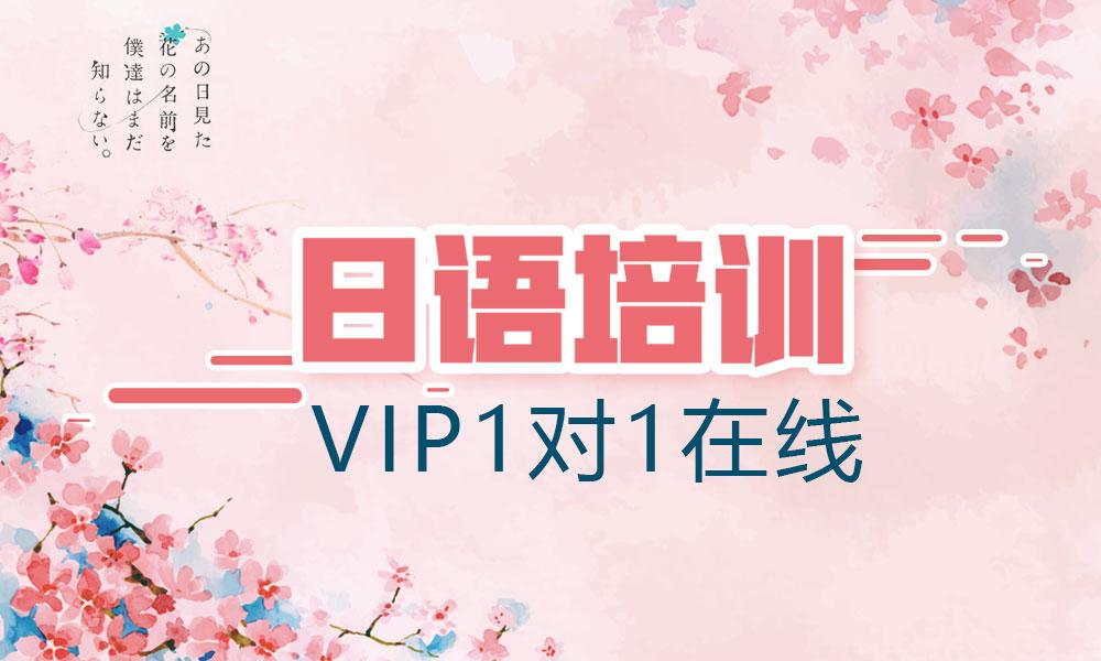 日语VIP1对1在线