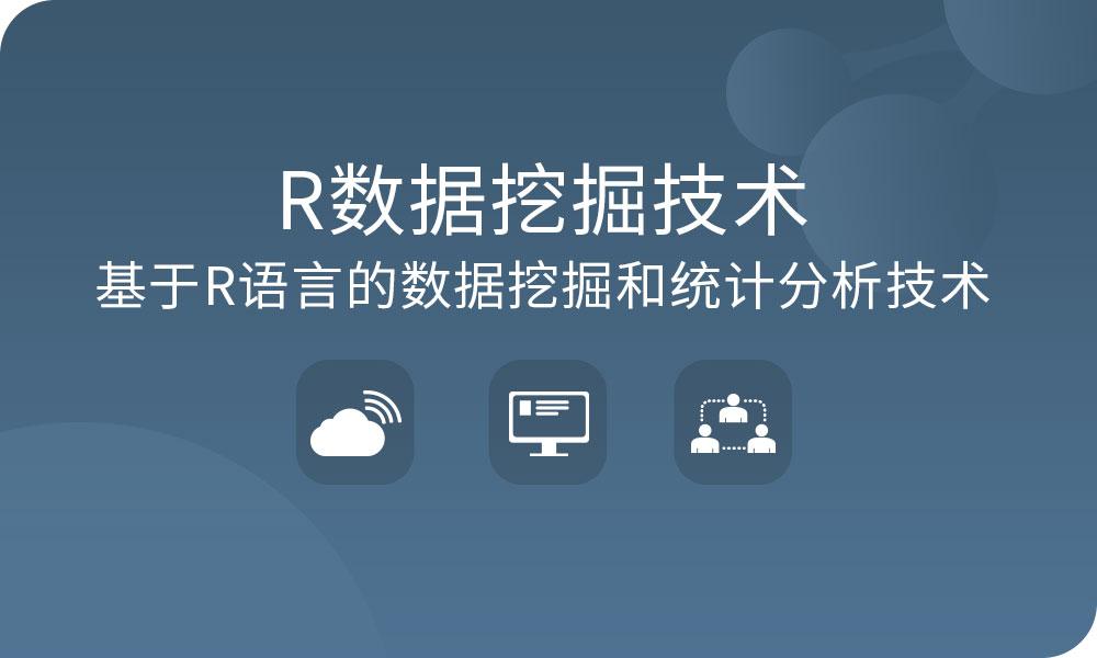 R数据挖掘技术培训