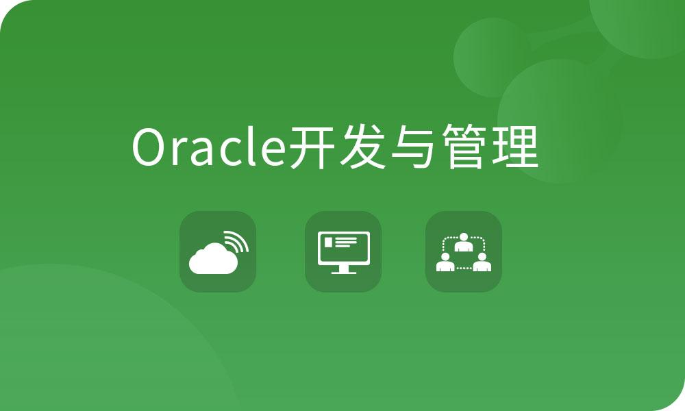 """""""Oracle开发与管理""""培训"""