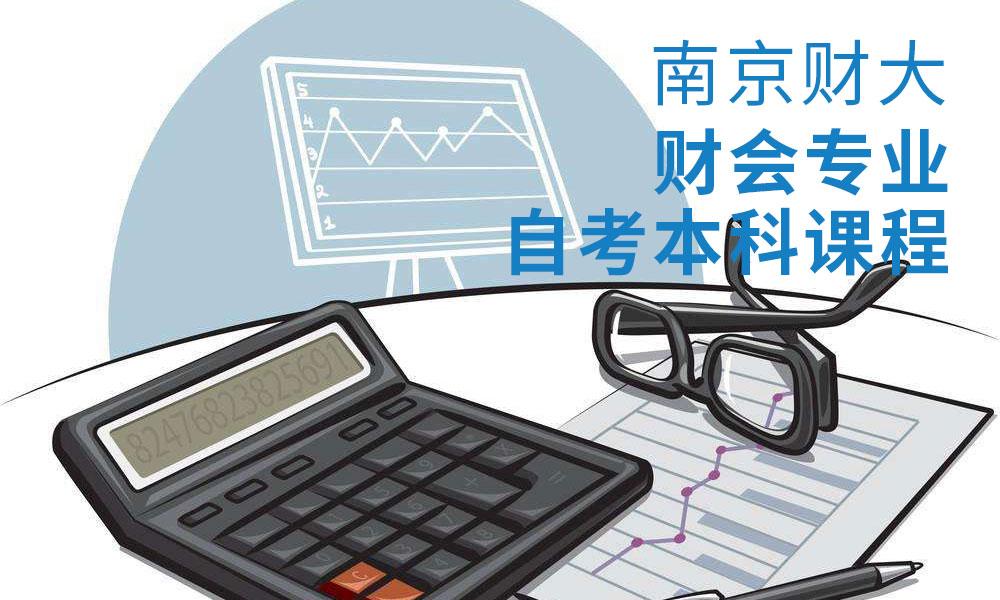 南京财经大学财会自考专科课程