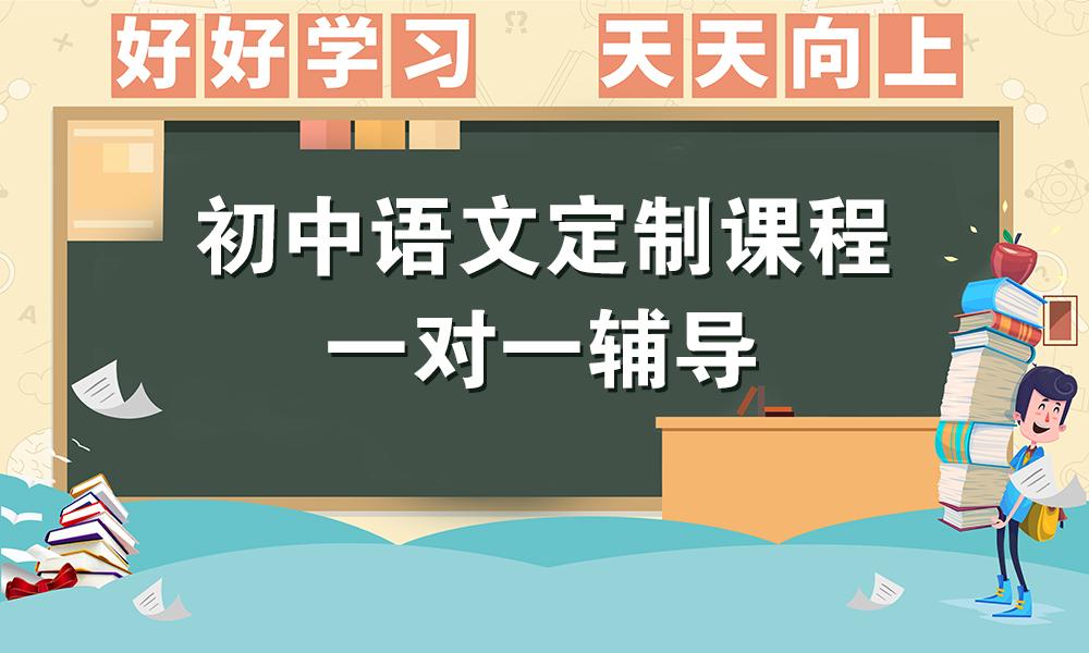 初中语文一对一定制课程