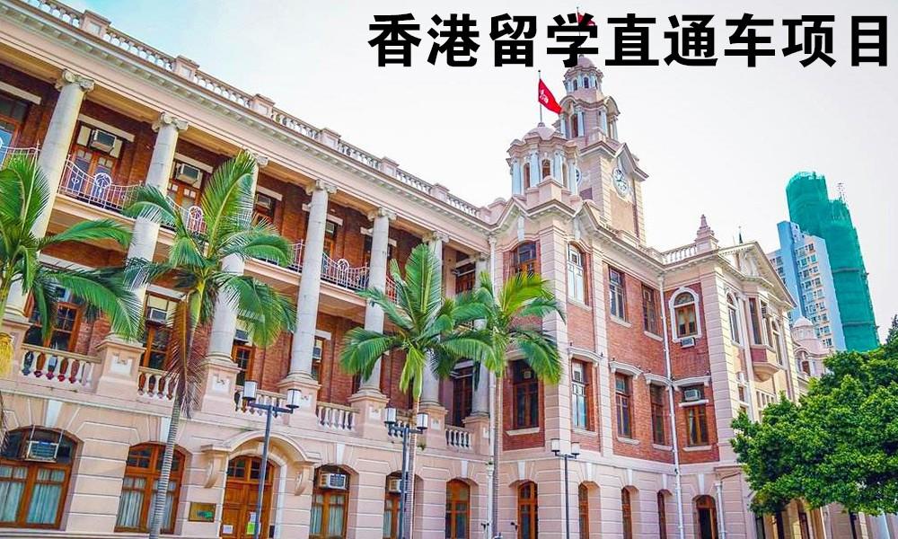 香港留学直通车项目