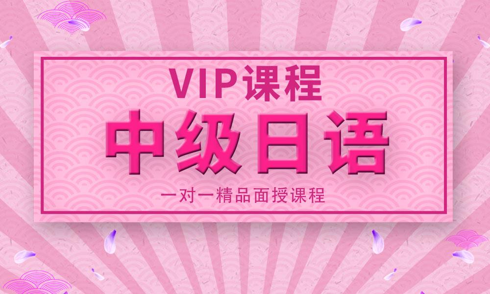 VIP一对一日语中级课程