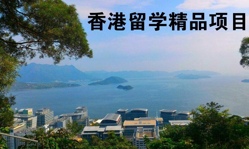 香港留学精品项目