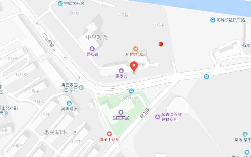 北京瑞思 [门头沟] 中昂校区