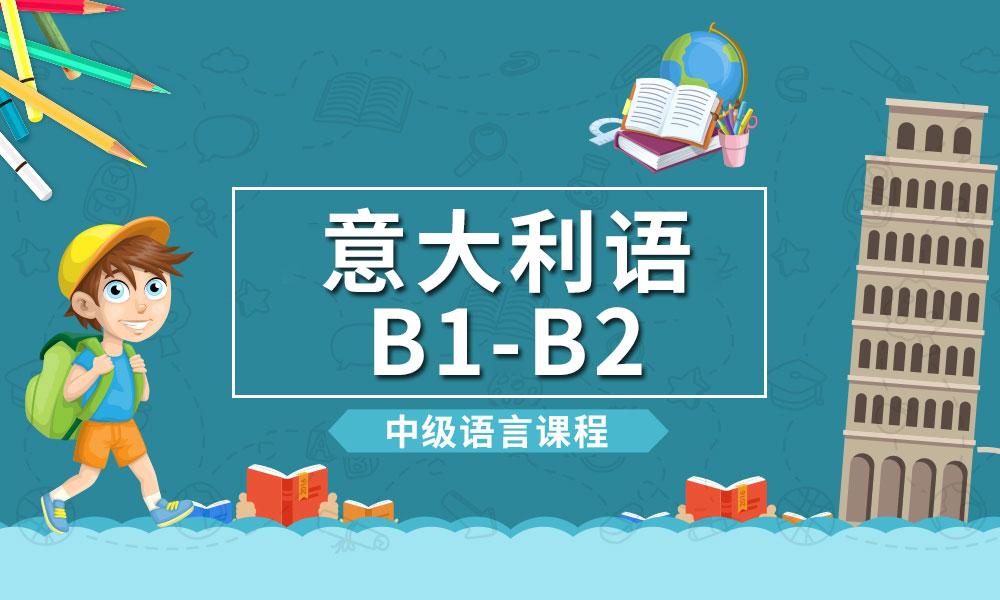 意大利语B1-B2课程