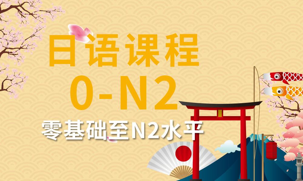 日语N2培训课程