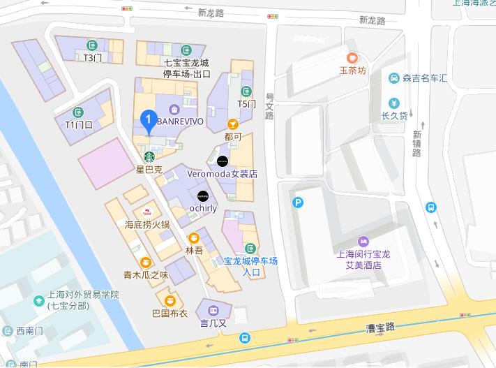 上海小荧星七宝校区