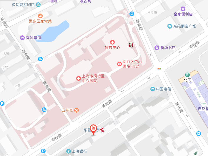 上海小荧星莘庄校区