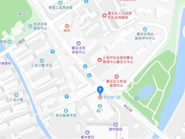 上海小荧星嘉定校区
