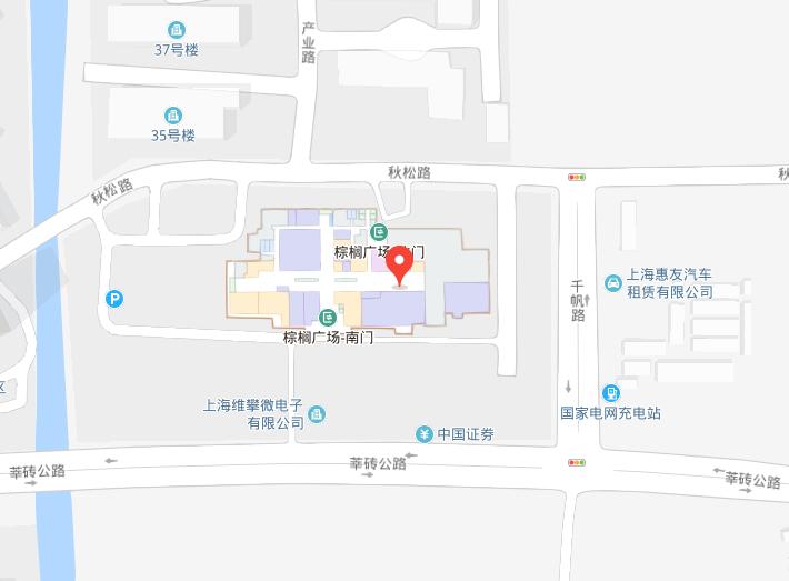 上海小荧星松江校区