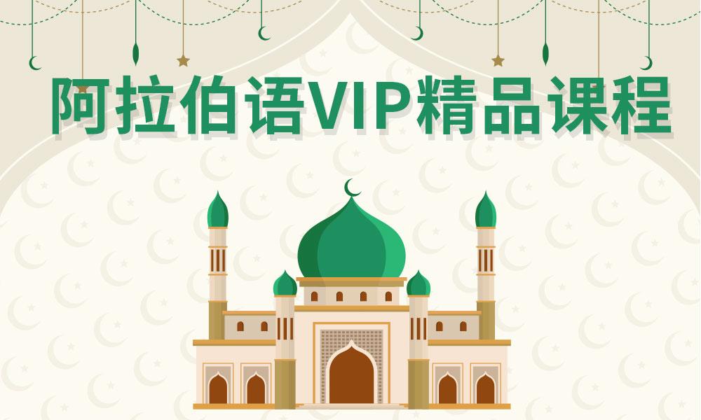 阿拉伯语VIP精品课程