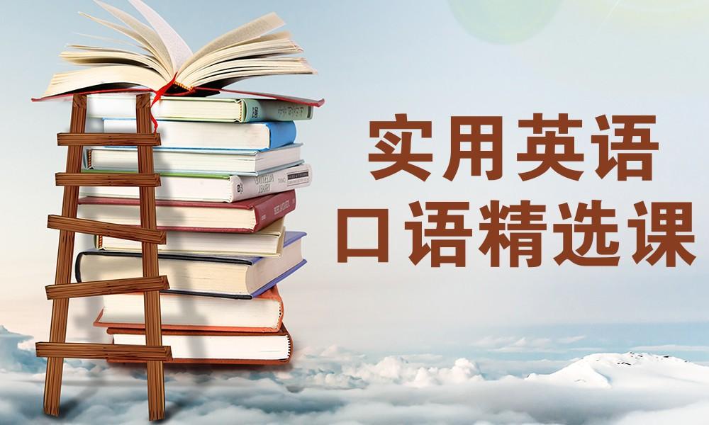 实用英语口语精选课