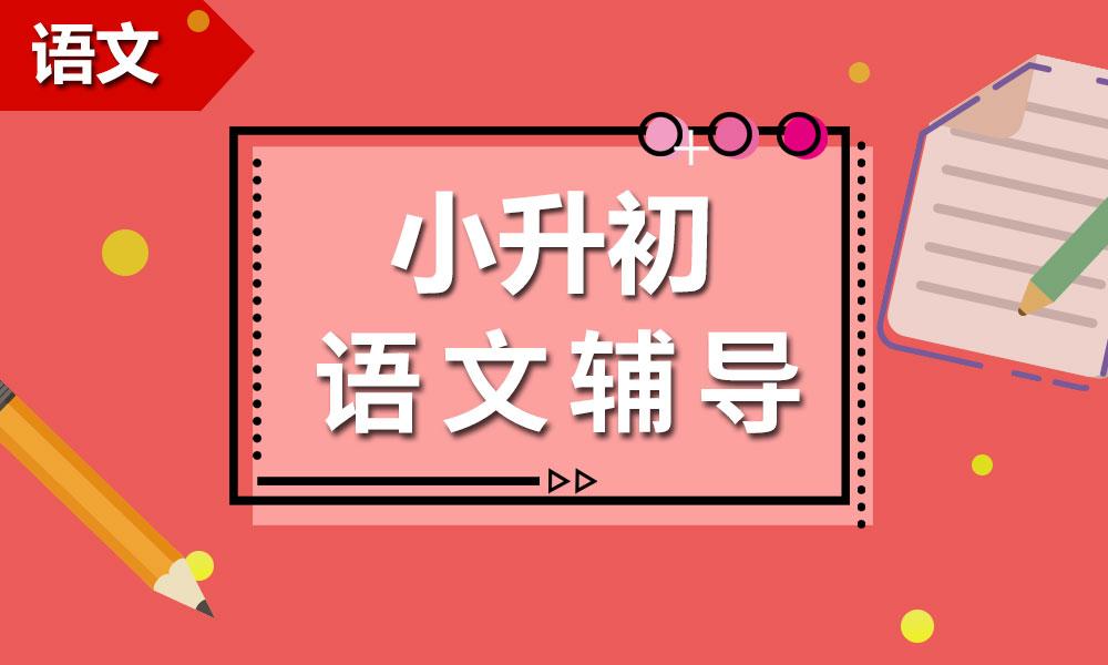 小升初语文辅导课程