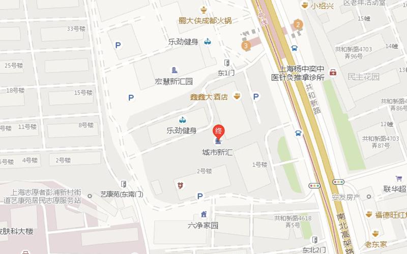 上海致学教育静安共康校区