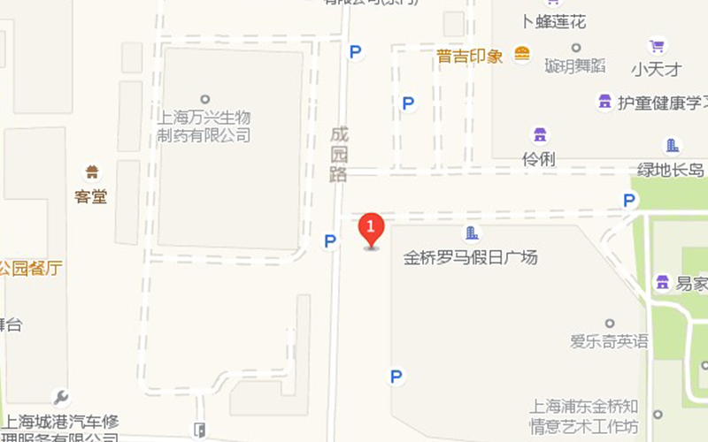 上海致学教育浦东金桥校区