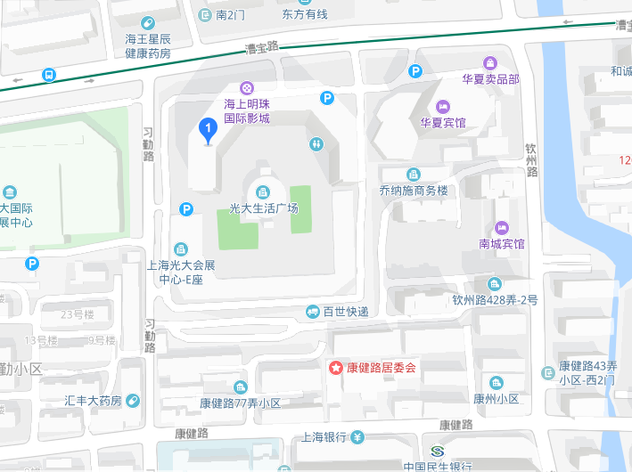 上海大立教育徐汇校区