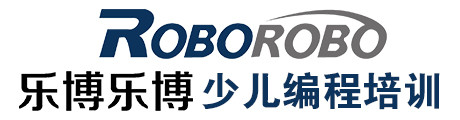 上海乐博乐博ROBOROBOLogo