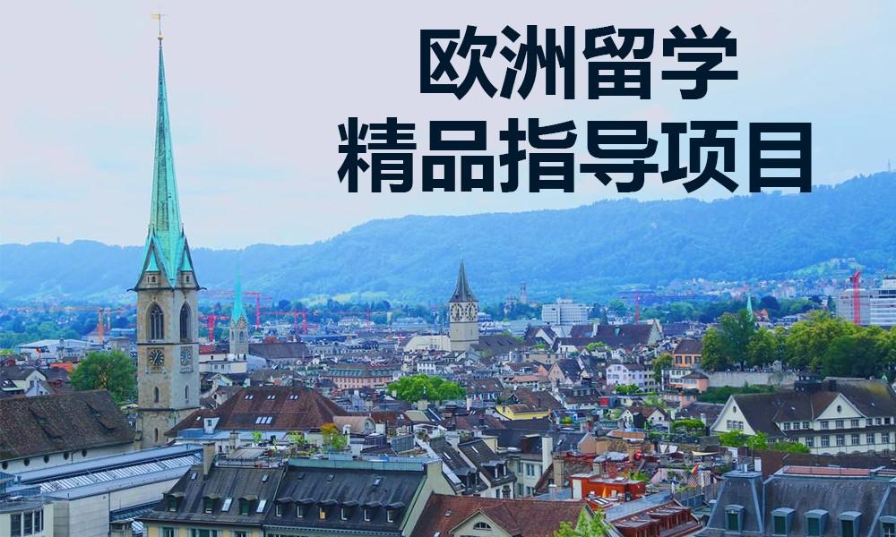 欧洲留学精品指导项目