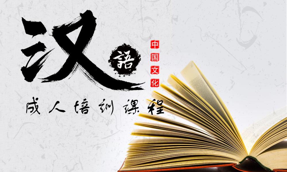 成人汉语培训课程