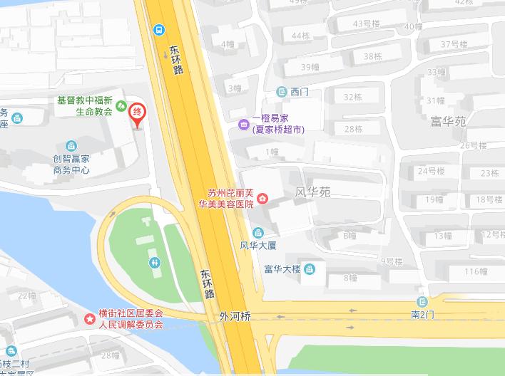 苏州海天教育东环校区